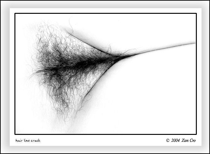 Hair Line Crack